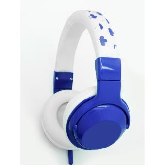 Dcybel Kid Sound Koptelefoon Blauw/Wit