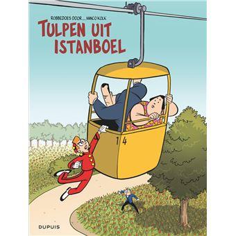 Tulpen uit Istanboel
