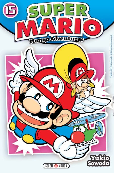 Super Mario Manga Adventures - Tome 15 : Super Mario Manga Adventures
