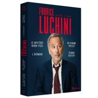 Coffret Fabrice Luchini 4 Films DVD