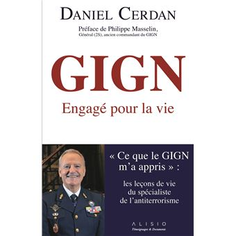 Gign Engage Pour La Vie
