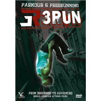Coffret Parkour Free running 3Run DVD