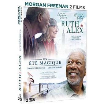Coffret Morgan Freeman 2 Films DVD