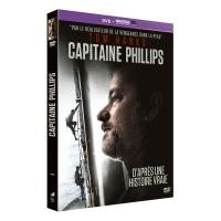 Capitaine Phillips DVD