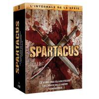 SPARTACUS 1-3-COFFRET-12 DVD-VF