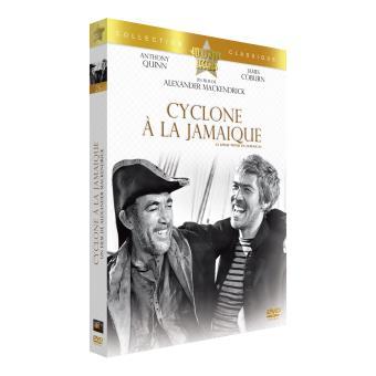 Cyclone à la Jamaïque DVD