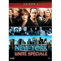 New York Unité Spéciale - Coffret intégral de la Saison 4