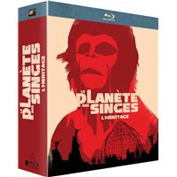 Coffret La Planète des Singes : L'Héritage Blu-ray