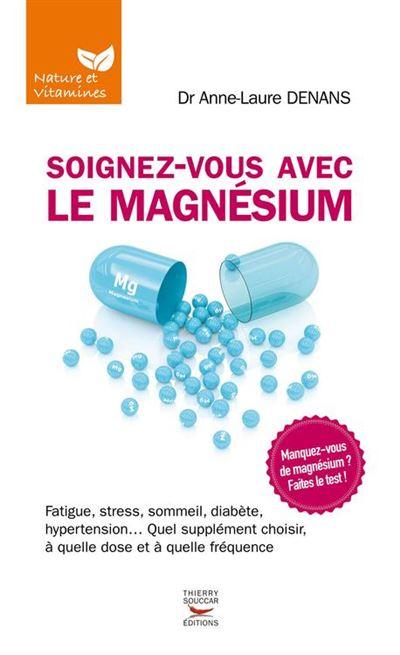 Soignez-vous avec le magnésium - 9782365492935 - 6,49 €
