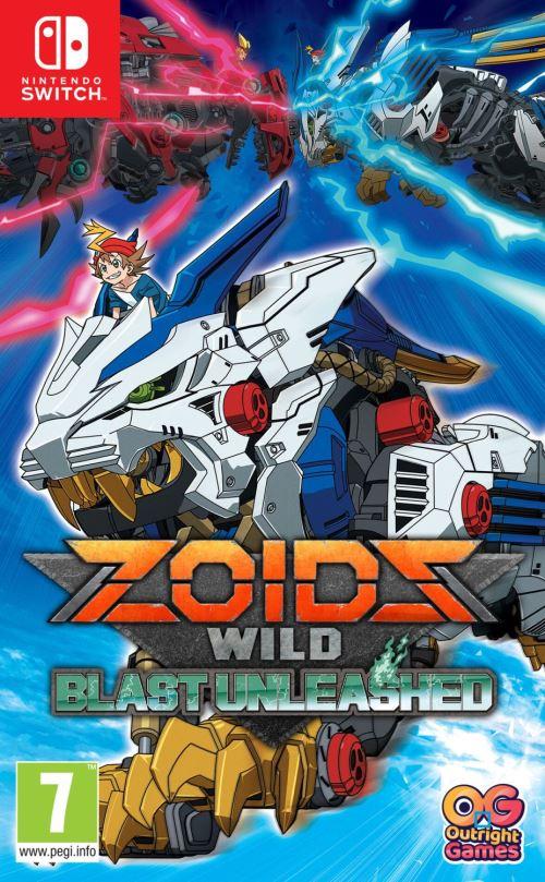 Zoids Wild : Blast Unleashed Nintendo Switch