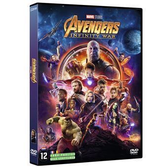 AvengersAvengers : Infinity War DVD