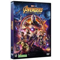 Avengers : Infinity War DVD