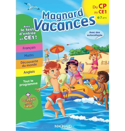 Magnard Vacances du CP au CE1