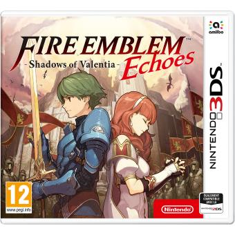 Fire Emblem Echoes Shadows of Valentia Nintendo 3DS