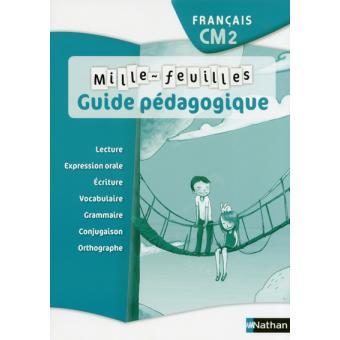 Mille Feuilles Guide Pedagogique Cm2
