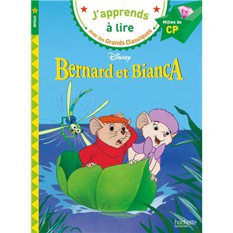 SAMI ET JULIE PREMIERES LECTURBernard et Bianca CP Niveau 2