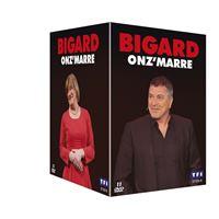 Coffret Bigard Onz'marre 30 ans de carrière DVD