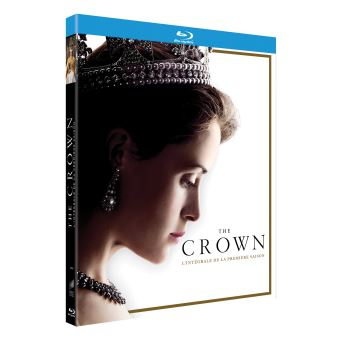 The CrownThe Crown Saison 1 Blu-ray