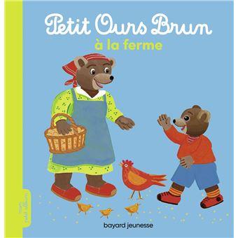 Petit Ours BrunPetit Ours brun à la ferme