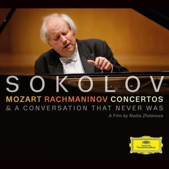 MOZART/RACHMANINOV  CONCERTOS /CD+DVD
