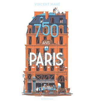 750 ans à Paris-visual