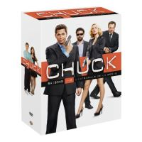 Coffret Chuck Saisons 1 à 5 DVD