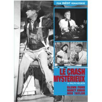 Le Crash mystérieux DVD