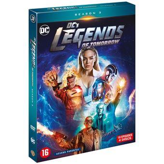 DC's Legends of TomorrowDC's Legends of Tomorrow Saison 3 DVD