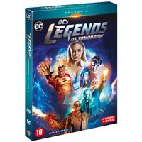DC's Legends of Tomorrow Saison 3 DVD