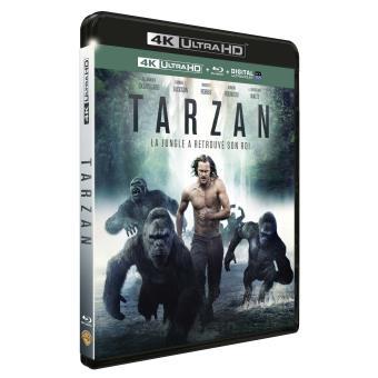 Tarzan Blu-ray 4K Ultra HD