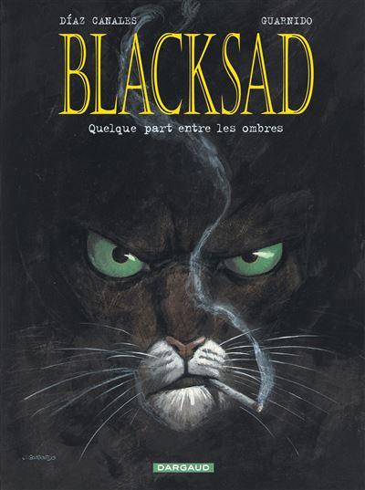 Blacksad - Quelque part entre les ombres - tome 1