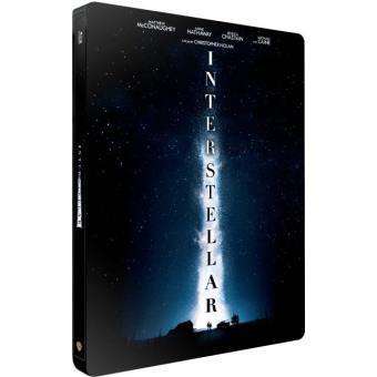 Interstellar/edition steelbook