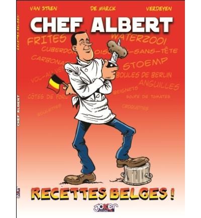 CHEF ALBERT FR - Recettes belges