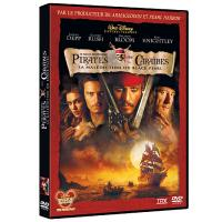 Pirates des Caraïbes La malédiction du Black Pearl DVD