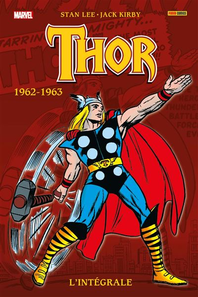 Thor: L'intégrale T05 (1962-1963)