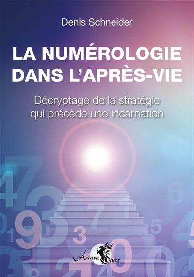 La numerologie dans l apres vie Decryptage de la strategie qui precede une  incarnation - broché - SCHNEIDER DENIS - Achat Livre   fnac b289543e9834