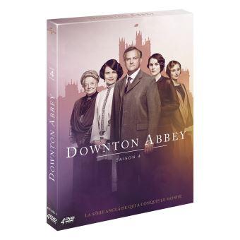 Downton AbbeyDownton Abbey Saison 4 DVD