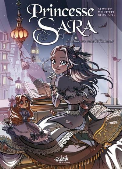Princesse Sara T01 - Pour une mine de diamants - 9782302021518 - 6,99 €