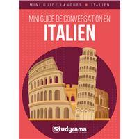 Mini guide de conversation - Italien