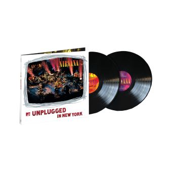 MTV Unplugged in New York - 2LP 12''