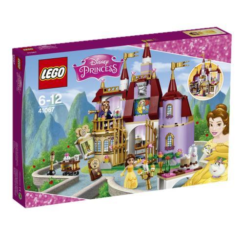 LEGO® Disney Princess 41067 Le château de La Belle et la Bête