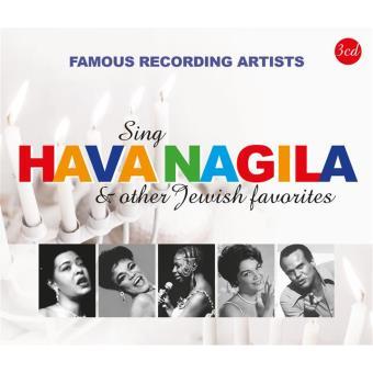 HAVA NAGILA & OTHER JEWISH FAVORITES/3CD