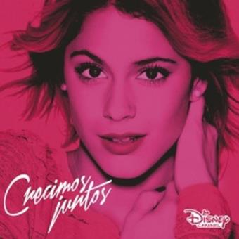 Violetta saison 3 crecimos juntos martina stoessel - Violetta saison 3 musique ...