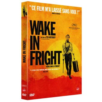 Wake in fright DVD