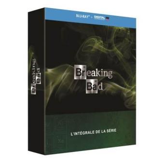 Breaking BadBreaking Bad Coffret intégral de la Série - Blu-Ray