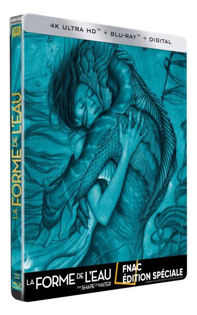 La-Forme-de-l-eau-Steelbook-Edition-Fnac