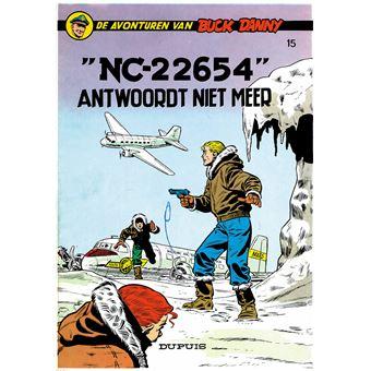 De Avonturen Van Buck DannyNC-22654 antwoordt niet meer