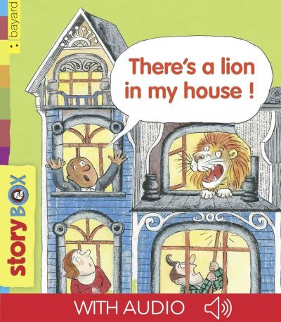 There's a lion in my house! - 9791029325069 - 3,99 €
