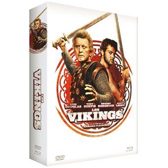Les Vikings Blu-ray