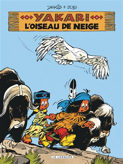 Yakari - L'Oiseau de neige (version 2012)